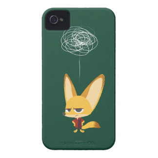 Zootopia | Finnick - This Will Never Work iPhone 4 Cover