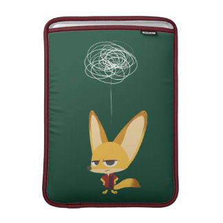 Zootopia | Finnick - This Will Never Work Sleeves For MacBook Air