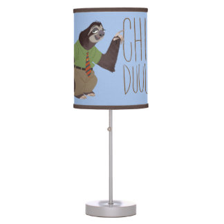 Zootopia | Flash - Chill Duuude Table Lamp