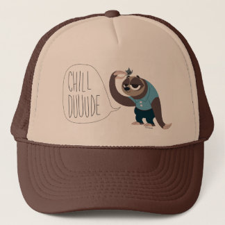 Zootopia | Flash - Chill Duuude Trucker Hat