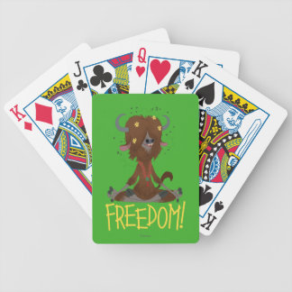 Zootopia | Freedom! Bicycle Playing Cards