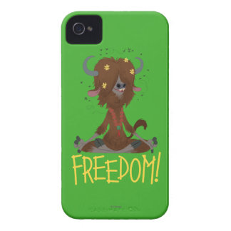 Zootopia | Freedom! iPhone 4 Case