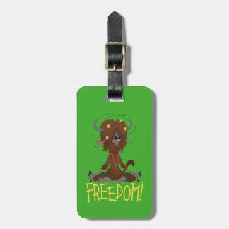 Zootopia | Freedom! Luggage Tag