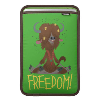 Zootopia | Freedom! Sleeve For MacBook Air