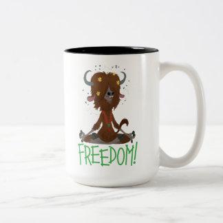 Zootopia | Freedom! Two-Tone Coffee Mug