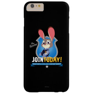Zootopia | Judy Hopps - Join Today! Barely There iPhone 6 Plus Case