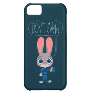 Zootopia | Judy Hopps - Join Today! Case For iPhone 5C