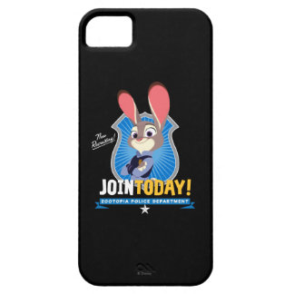Zootopia | Judy Hopps - Join Today! iPhone 5 Cases