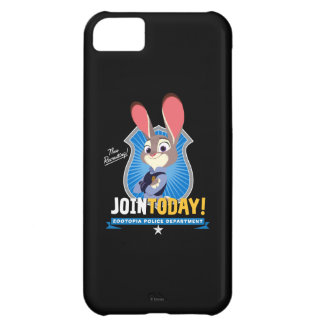 Zootopia | Judy Hopps - Join Today! iPhone 5C Cases