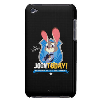 Zootopia | Judy Hopps - Join Today! iPod Touch Cases
