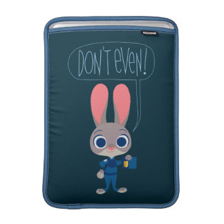 Zootopia | Judy Hopps - Join Today! MacBook Sleeve