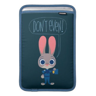 Zootopia | Judy Hopps - Join Today! Sleeve For MacBook Air