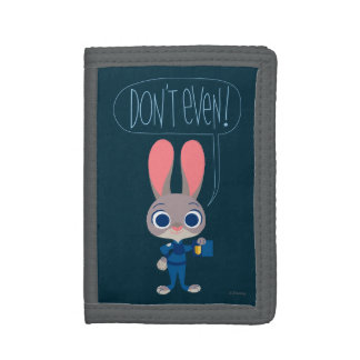 Zootopia | Judy Hopps - Join Today! Trifold Wallets