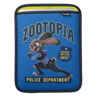 Zootopia | Judy Hopps - Keeping Critters Safe! iPad Sleeve