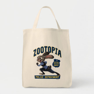Zootopia | Judy Hopps - Keeping Critters Safe! Tote Bag
