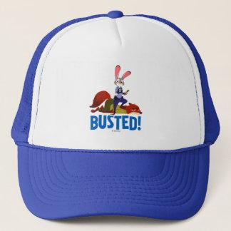 Zootopia | Judy Hopps & Nick Wilde - Busted! Trucker Hat