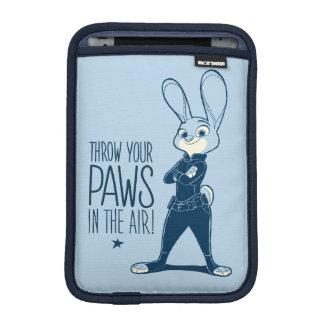 Zootopia | Judy Hopps - Paws in the Air! iPad Mini Sleeve