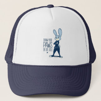 Zootopia | Judy Hopps - Paws in the Air! Trucker Hat