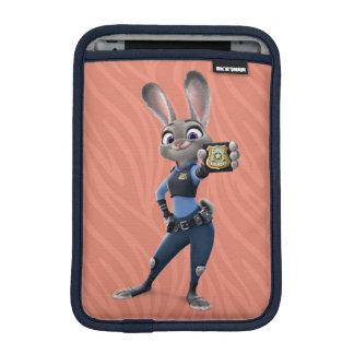 Zootopia | Judy Hopps - Showing Badge iPad Mini Sleeve