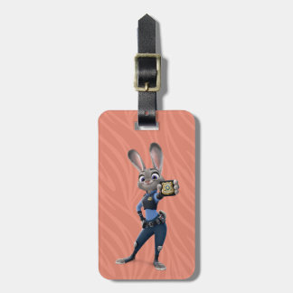 Zootopia | Judy Hopps - Showing Badge Luggage Tag
