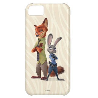 Zootopia | Judy & Nick Best Buddies iPhone 5C Cover