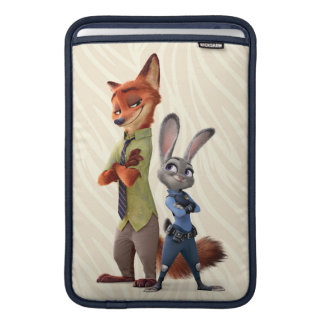 Zootopia | Judy & Nick Best Buddies Sleeve For MacBook Air