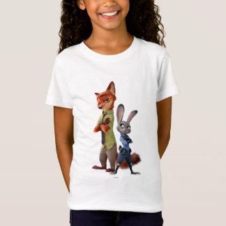 Zootopia | Judy & Nick Best Buddies T-Shirt