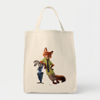 Zootopia | Judy & Nick - Just Chilling! Tote Bag