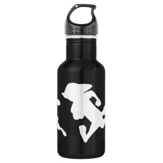 Zootopia | Judy & Nick Running Silhouette 532 Ml Water Bottle