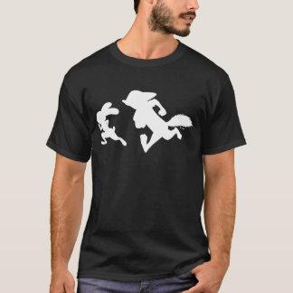 Zootopia | Judy & Nick Running Silhouette T-Shirt