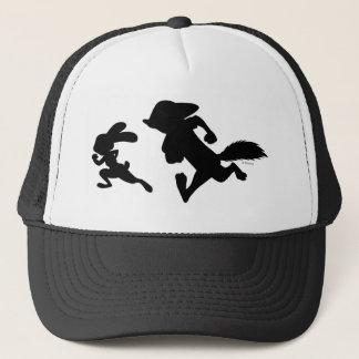 Zootopia | Judy & Nick Running Silhouette Trucker Hat