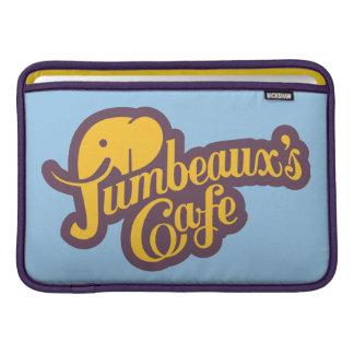 Zootopia | Jumbeaux's Café MacBook Air Sleeve