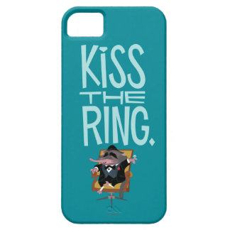 Zootopia | Kiss the Ring iPhone 5 Cover