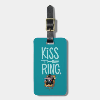 Zootopia | Kiss the Ring Luggage Tag