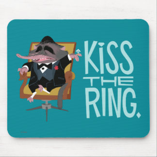 Zootopia | Kiss the Ring Mouse Pad