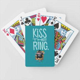 Zootopia | Kiss the Ring Poker Deck