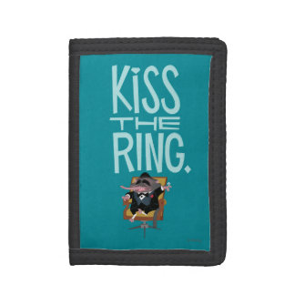 Zootopia   Kiss the Ring Trifold Wallets