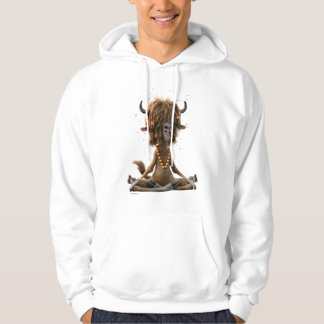 Zootopia | Meditate with Yax Hoodie