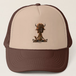 Zootopia | Meditate with Yax Trucker Hat
