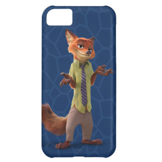 Zootopia | Nick Wilde Cover For iPhone 5C