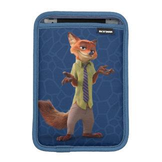 Zootopia | Nick Wilde iPad Mini Sleeve