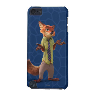 Zootopia | Nick Wilde iPod Touch (5th Generation) Cases