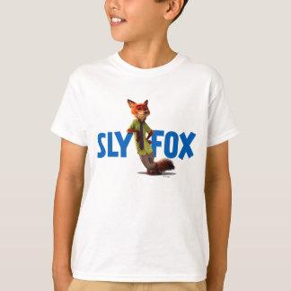 Zootopia | Nick Wilde - One Sly Fox T-Shirt