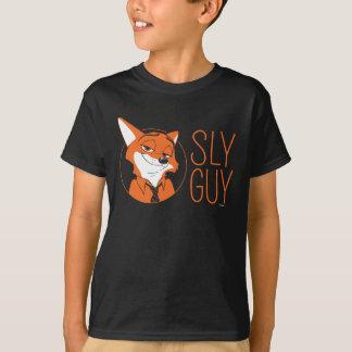 Zootopia | Nick Wilde - Sly Guy T-Shirt