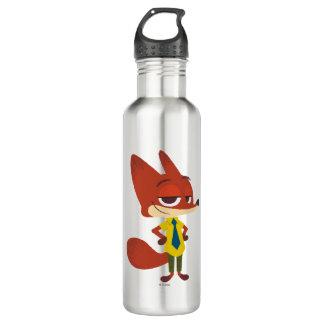 Zootopia | Nick Wilde - The Sly Fox 710 Ml Water Bottle