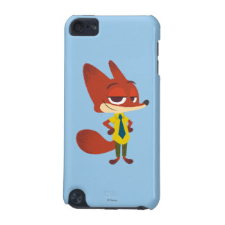 Zootopia | Nick Wilde - The Sly Fox iPod Touch (5th Generation) Cases