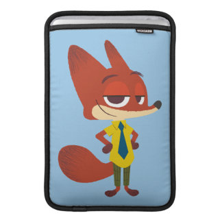 Zootopia | Nick Wilde - The Sly Fox Sleeve For MacBook Air