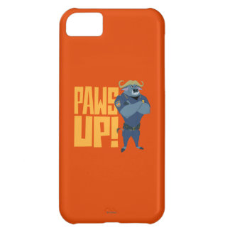Zootopia | Paws Up! Case For iPhone 5C