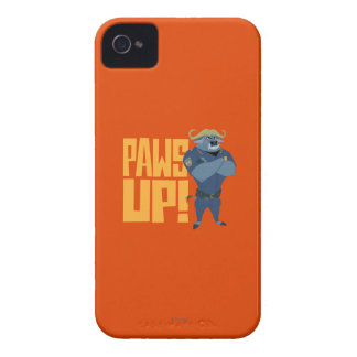 Zootopia | Paws Up! iPhone 4 Case-Mate Case