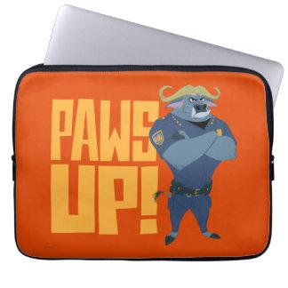Zootopia | Paws Up! Laptop Sleeve